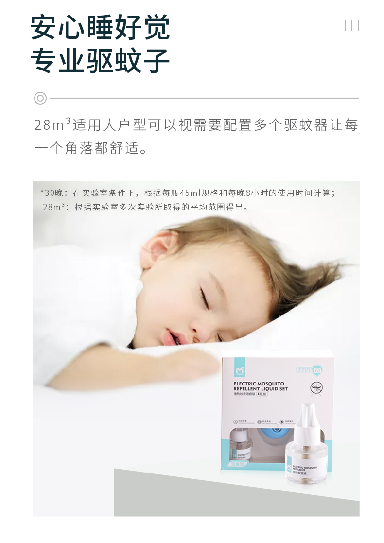 Sg-4 bottled electric mosquito coil 914271 MIEVIC/米薇可